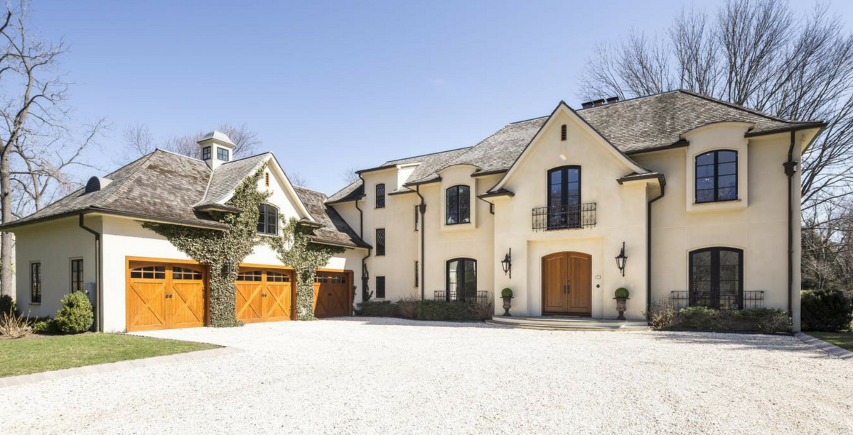 Property Spotlight: Classic French Chateau