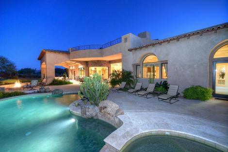 Property Spotlight: Custom Luxury Residence